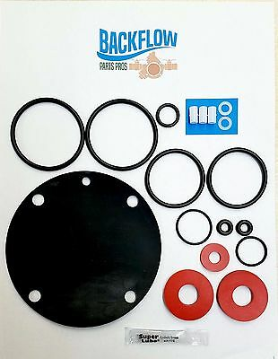 "Rubber Kit For Febco Backflow 825Y 3/4""-1 1/4"" Part #905111"