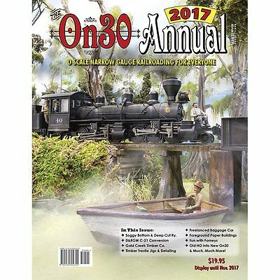 On30 ANNUAL 2017 - (NOW AVAILABLE) - 2017 On30 ANNUAL