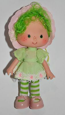 Emily Erdbeer Lime Chiffon Strawberry Shortcake Puppe Doll 80er 90er Jahre a