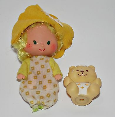 Emily Erdbeer Butter Cookie Strawberry Shortcake Puppe Doll 80er 90er Jahre a