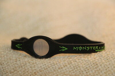 monster energy powerband, black, free fox band and free post