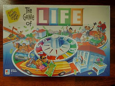 2002 Milton Bradley The Game of Life - NEW / Factory Sealed!