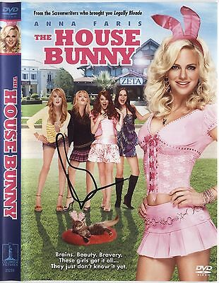 EMMA STONE AUTOGRAPHED SIGNED THE HOUSE BUNNY DVD AUTHENTIC PROOF La La Land