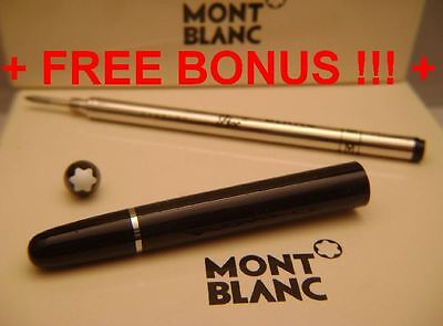 Parts Replacement Pen Barrel  Platinum Trim Montblanc for 144 &163 Rollerball +