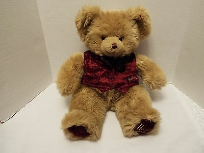 "Vintage Harrods Knightsbridge Bear - 1996 - 18 "" Foot Dated"