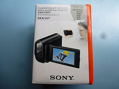 Sony Action Cam Handycam case flip out screen LCD Unit  New Accessories