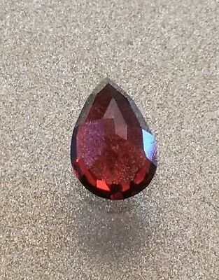 PEAR CUT SHAPE NATURAL GARNET 8MM x 5MM LOOSE GEMSTONE