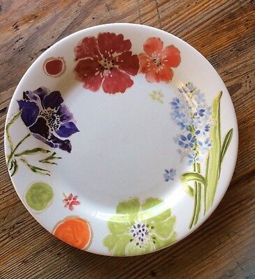 NWT Jacinthe Dinner Plate 🌸  by Gien 🌿  France 🇫🇷  NEW Country French Chic