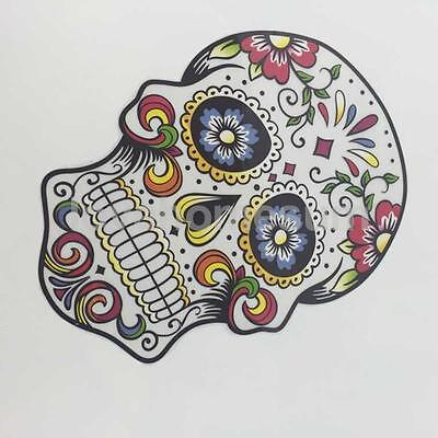 Printing Skull Iron On Kid Clothing Transfer T-shirt Patches Wall Sticker