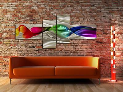 Abstract paintings wall Art Original Metal sculpture Contemporary Large decor 3D