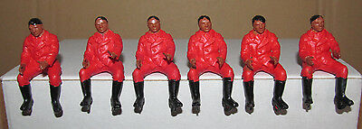 B Original Driver Figures For Britains Tractor Models