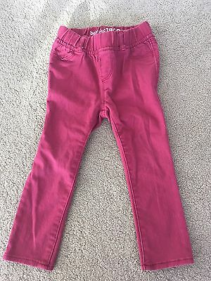 Gorgeous Magenta Hot Pink Baby Gap Jeans Size 2