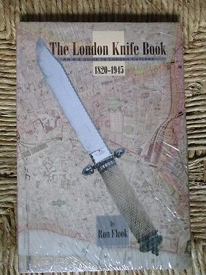 THE LONDON KNIFE BOOK by Flook