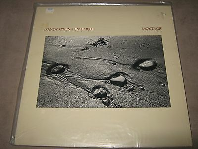 SANDY OWEN Ensemble Montage RARE SEALED New Vinyl LP 1984 IR9184 Paul Carman Cut
