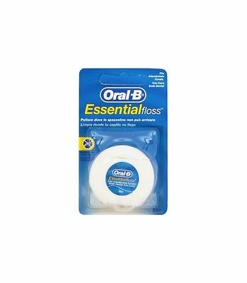 Az Oral-B Filo Interdentale Essential Floss Cerato 50Mt Per Denti