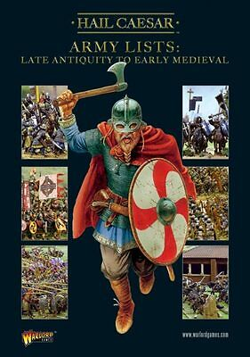 Late Antiquity To Early Medieval Army Lists - Warlord Games - Hail Caesar