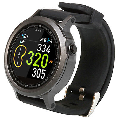 2017 Golfbuddy Wtx Smart Golf Gps Watch - New Colour Touch Screen Activity Track