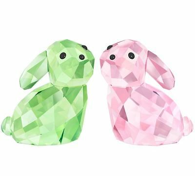 Swarovski Crystal Creation 5279056 In love - George and Georgina Bunny RRP $149