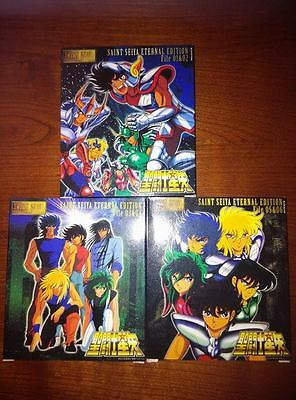 Saint Seiya Lotto Raro 6 Cd Cavalieri Dello Zodiaco