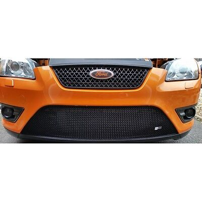 Zunsport Front BLACK FULL LOWER Grille RS type to fit Ford Focus ST 2005-2007
