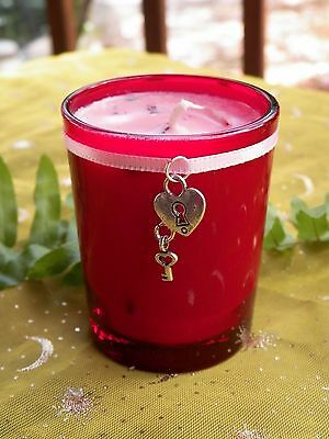 Self Love Self Esteem Spell Hand Made Soy Candle Ritual Candle Confidence Spell