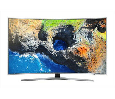 TV LED Samsung Smart UE55MU6500 Televisore Ultra HD 4K Curvo