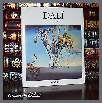 Salvador Dali by Gilles Neret Art Paintings New Sealed Deluxe Large Hardcover