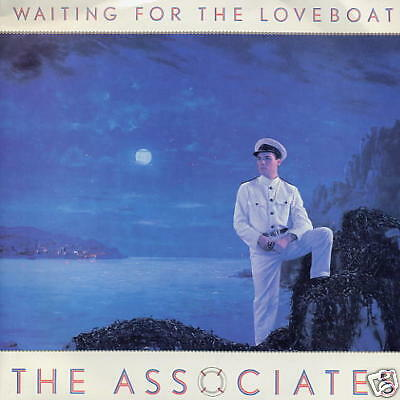 Associates - Waiting For The Loveboat (45 Rpm)