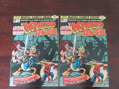 Howard the Duck #1 (Jan 1976, Marvel) VF/NM 8.5-9.0 two available