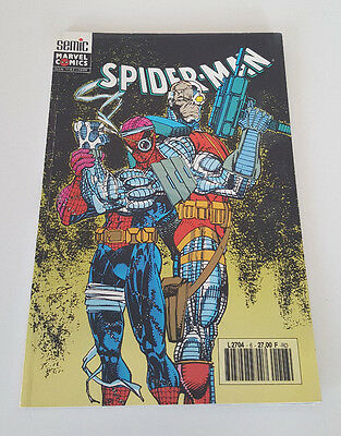 COMICS - Spider-Man N°6 - 1992 - Marvel Comics - Semic - Francais - Occ