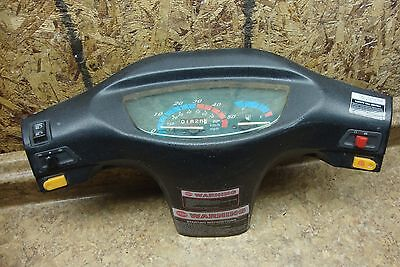 2014 Jonway Scooter 49CC 49 50 CC Speedometer Front Switches Gauges Dash Cluster