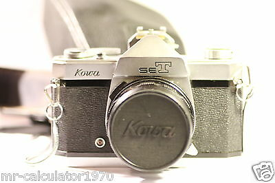 Kowa seT 35mm Film Camera with 1:1.8 f=50mm Lens