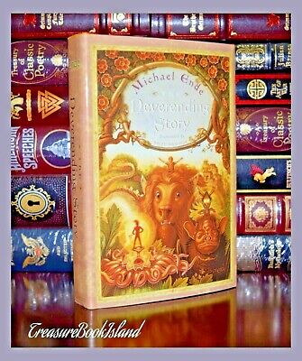 Neverending Story by M. Ende Illustrated New Hardcover Collectible Gift  Edition