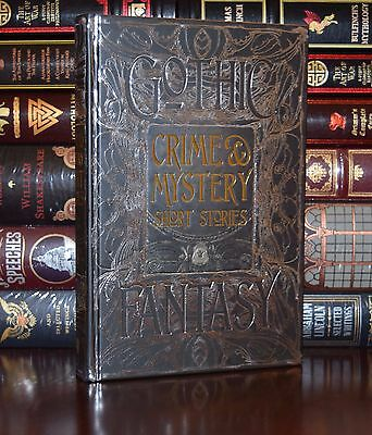 Crime & Mystery Short by  Stories Doyle Dickens London Poe Brand New Hardcover