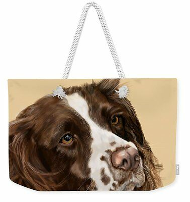 Weekend Tote - Springer Spaniel
