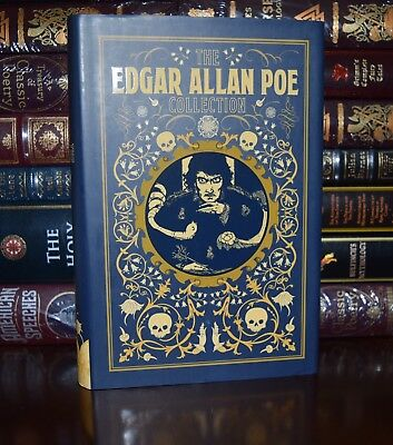 Edgar Allan Poe Collection Tales Poetry Raven Tell-Tale Brand New Gift Hardcover