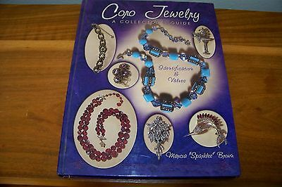 Identification/price Guide Book On Coro Jewelry