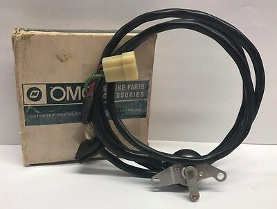 New OMC/BRP Johnson Evinrude Electric Shift and Cable 379019,0379019, OEM