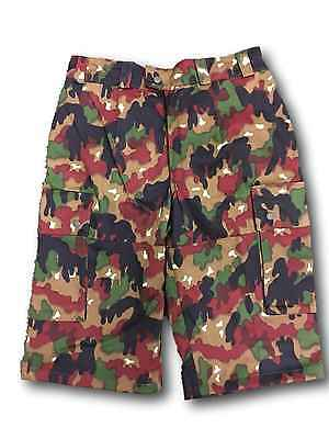 Swiss M83 Alpenflage Combat Shorts, new or supergrade,great sizes and fit