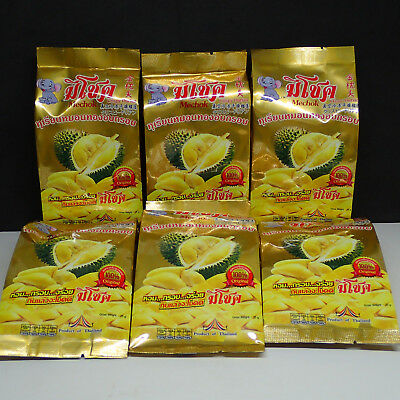 Dried Fruit Durian Thai Snack Natural Healthy Premium HALAL 35g Cholesterol free