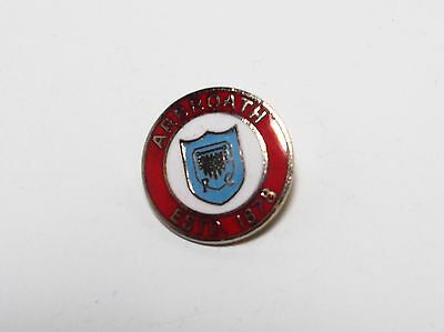 Arbroath - Vintage Enamel Crest Badge
