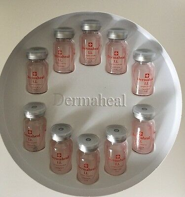 Dermaheal LL 10 Vials x 5ml - Fat Dissolving Mesotherapy Treatment
