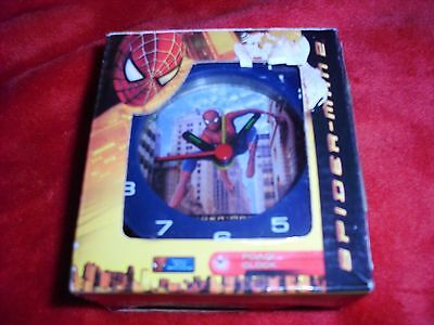 Spiderman--Kinder Wecker--NEU & ORIGINALVERPACKT !!!