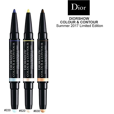 Dior Diorshow Colour & Contour Estate Edizione Limitata Limited Edition 2017