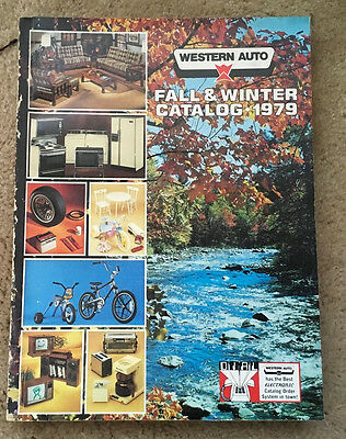 1979 Western Auto Fall and Winter Catalog