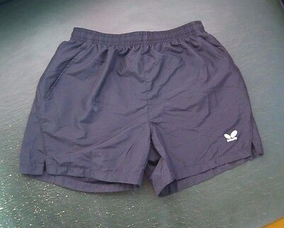 Short Shorts with pockets for living table tennis batterfly Size L sport cup