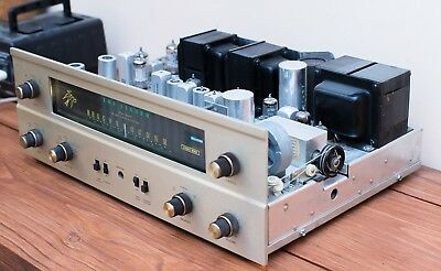 The Fisher Model 400, Tube Receiver vintage Legend