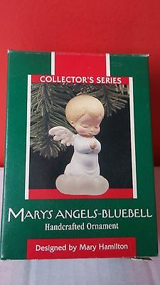 Hallmark 1989 Mary's Angels Bluebell # 2 In Series