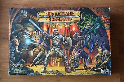 Dungeons & Dragons: The Fantasy Adventure Board Game Parker 2003 juego mesa