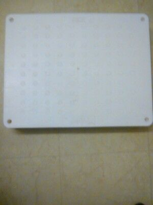 LANGHAM products K40 WHITE BATH OR SHOWER STEP - Non Slip disability access